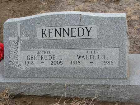 KENNEDY, GERTRUDE I. - Stanton County, Nebraska | GERTRUDE I. KENNEDY - Nebraska Gravestone Photos