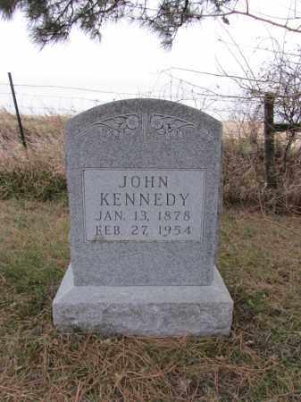 KENNEDY, JOHN - Stanton County, Nebraska | JOHN KENNEDY - Nebraska Gravestone Photos