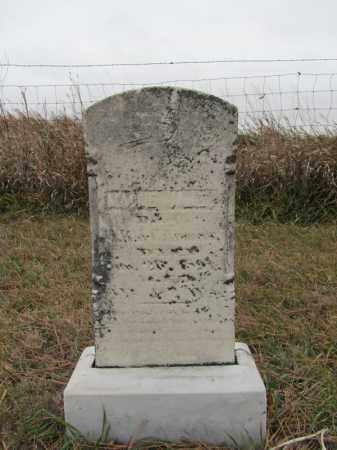 KENNEDY, MAGGIE JANE - Stanton County, Nebraska   MAGGIE JANE KENNEDY - Nebraska Gravestone Photos