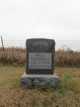 KENNEDY, WILL - Stanton County, Nebraska | WILL KENNEDY - Nebraska Gravestone Photos