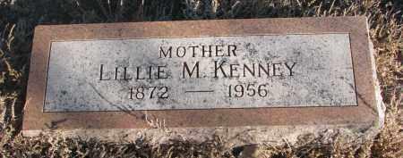 KENNEY, LILLIE M. - Stanton County, Nebraska | LILLIE M. KENNEY - Nebraska Gravestone Photos