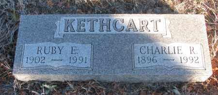 KETHCART, RUBY E. - Stanton County, Nebraska | RUBY E. KETHCART - Nebraska Gravestone Photos