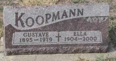 KOOPMAN, ELLA - Stanton County, Nebraska | ELLA KOOPMAN - Nebraska Gravestone Photos