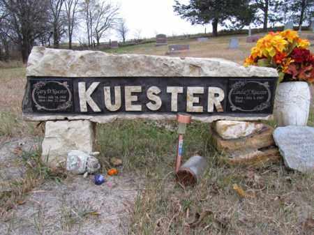 KUESTER, GARY D - Stanton County, Nebraska | GARY D KUESTER - Nebraska Gravestone Photos