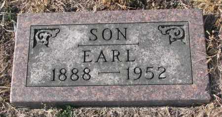 LAYTON, EARL - Stanton County, Nebraska | EARL LAYTON - Nebraska Gravestone Photos
