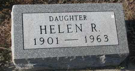 LAYTON, HELEN R. - Stanton County, Nebraska | HELEN R. LAYTON - Nebraska Gravestone Photos