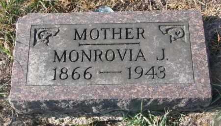 LAYTON, MONROVIA J. - Stanton County, Nebraska   MONROVIA J. LAYTON - Nebraska Gravestone Photos