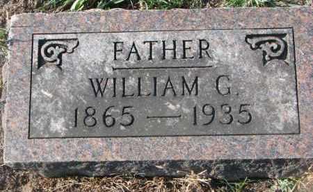 LAYTON, WILLIAM G. - Stanton County, Nebraska   WILLIAM G. LAYTON - Nebraska Gravestone Photos