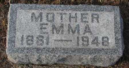 MARSHALL, EMMA - Stanton County, Nebraska | EMMA MARSHALL - Nebraska Gravestone Photos