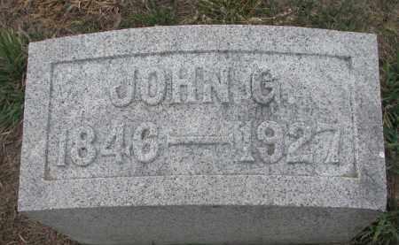 MATHESON, JOHN G. - Stanton County, Nebraska | JOHN G. MATHESON - Nebraska Gravestone Photos