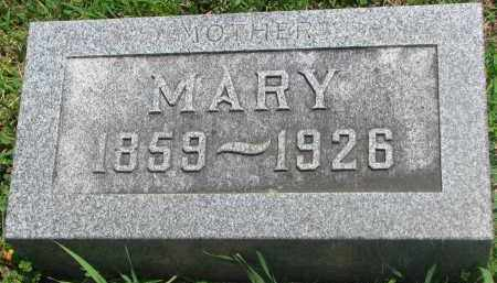 MATHESON, MARY - Stanton County, Nebraska | MARY MATHESON - Nebraska Gravestone Photos