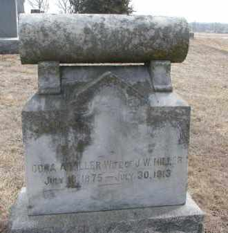 MILLER, CORA A. - Stanton County, Nebraska | CORA A. MILLER - Nebraska Gravestone Photos