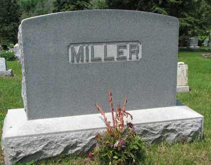 MILLER, FAMILY STONE - Stanton County, Nebraska | FAMILY STONE MILLER - Nebraska Gravestone Photos