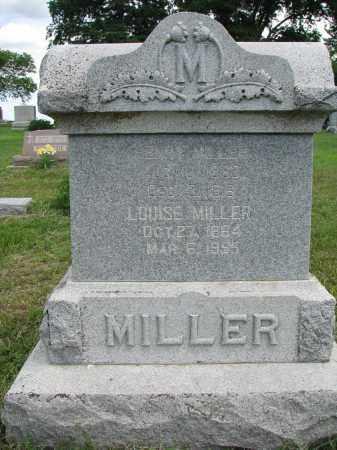 MILLER, HENRY - Stanton County, Nebraska   HENRY MILLER - Nebraska Gravestone Photos