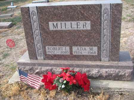 MILLER, ROBERT L. - Stanton County, Nebraska | ROBERT L. MILLER - Nebraska Gravestone Photos