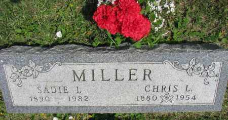 MILLER, CHRIS L. - Stanton County, Nebraska | CHRIS L. MILLER - Nebraska Gravestone Photos