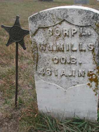MILLS, WILLIAM - Stanton County, Nebraska | WILLIAM MILLS - Nebraska Gravestone Photos