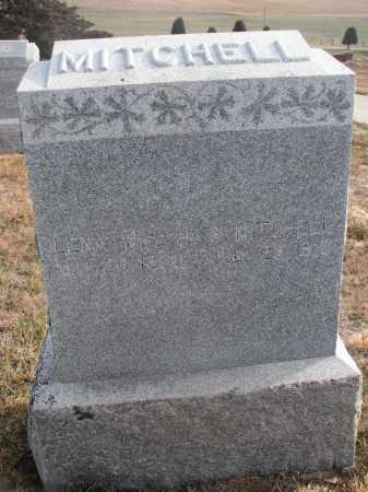 MITCHELL, LENA - Stanton County, Nebraska | LENA MITCHELL - Nebraska Gravestone Photos