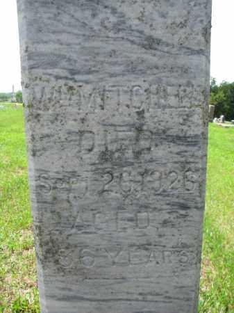 MITCHELL, WILLIAM (CLOSEUP) - Stanton County, Nebraska | WILLIAM (CLOSEUP) MITCHELL - Nebraska Gravestone Photos