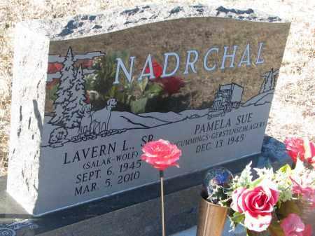 NADRCHAL, LAVERN L. SR. - Stanton County, Nebraska | LAVERN L. SR. NADRCHAL - Nebraska Gravestone Photos