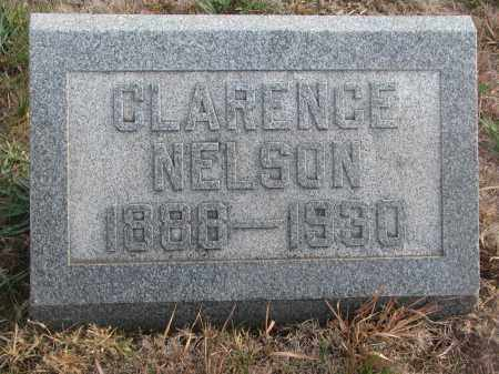 NELSON, CLARENCE - Stanton County, Nebraska | CLARENCE NELSON - Nebraska Gravestone Photos