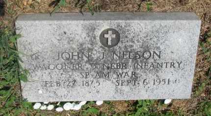 NELSON, JOHN J. - Stanton County, Nebraska | JOHN J. NELSON - Nebraska Gravestone Photos