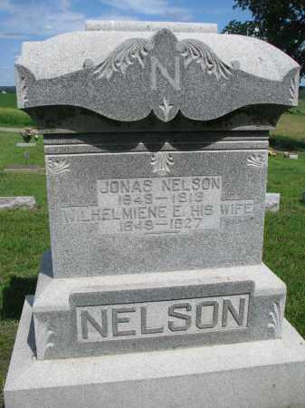 NELSON, WILHELMIENE E. - Stanton County, Nebraska | WILHELMIENE E. NELSON - Nebraska Gravestone Photos