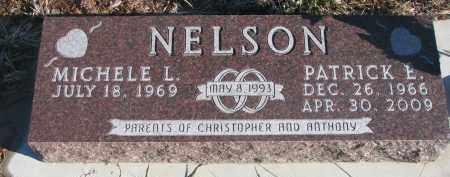 NELSON, PATRICK E. - Stanton County, Nebraska   PATRICK E. NELSON - Nebraska Gravestone Photos