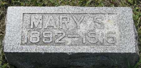 NELSON, MARY S. - Stanton County, Nebraska | MARY S. NELSON - Nebraska Gravestone Photos