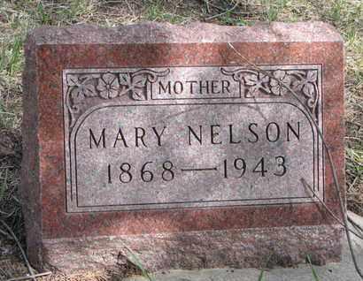 NELSON, MARY - Stanton County, Nebraska | MARY NELSON - Nebraska Gravestone Photos