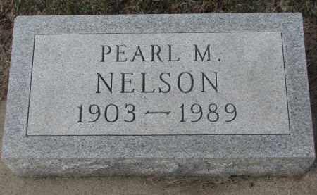 NELSON, PEARL M. - Stanton County, Nebraska | PEARL M. NELSON - Nebraska Gravestone Photos