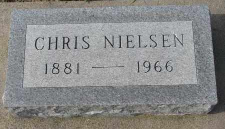 NIELSEN, CHRIS - Stanton County, Nebraska | CHRIS NIELSEN - Nebraska Gravestone Photos