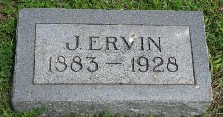 NYE, J. ERVIN - Stanton County, Nebraska | J. ERVIN NYE - Nebraska Gravestone Photos