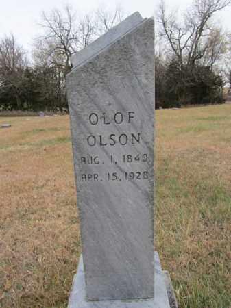 OLSON, OLOF - Stanton County, Nebraska | OLOF OLSON - Nebraska Gravestone Photos