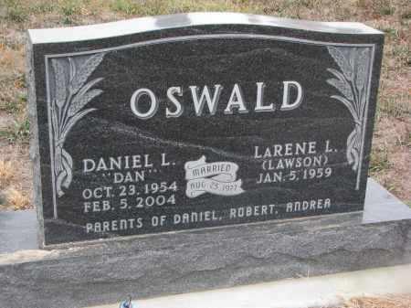 LAWSON OSWALD, LARENE L. - Stanton County, Nebraska | LARENE L. LAWSON OSWALD - Nebraska Gravestone Photos