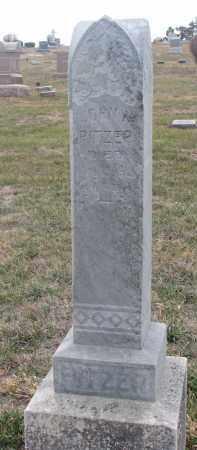 PITZER, JOHN H. - Stanton County, Nebraska   JOHN H. PITZER - Nebraska Gravestone Photos