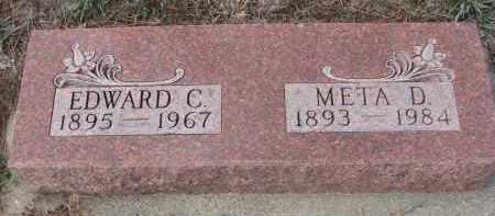 PRAWITZ, EDWARD C. - Stanton County, Nebraska   EDWARD C. PRAWITZ - Nebraska Gravestone Photos