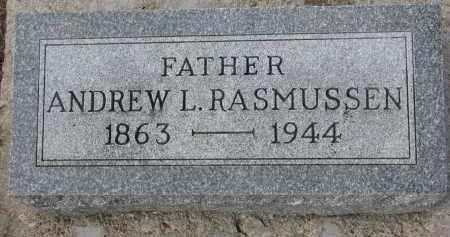 RASMUSSEN, ANDREW L. - Stanton County, Nebraska | ANDREW L. RASMUSSEN - Nebraska Gravestone Photos