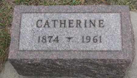 RATHMAN, CATHERINE - Stanton County, Nebraska   CATHERINE RATHMAN - Nebraska Gravestone Photos
