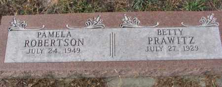 PRAWITZ, BETTY - Stanton County, Nebraska | BETTY PRAWITZ - Nebraska Gravestone Photos