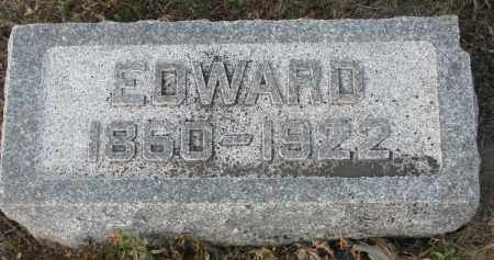 SATEREN, EDWARD - Stanton County, Nebraska   EDWARD SATEREN - Nebraska Gravestone Photos