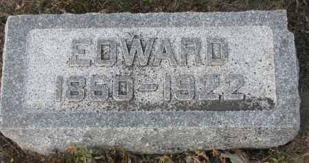 SATEREN, EDWARD - Stanton County, Nebraska | EDWARD SATEREN - Nebraska Gravestone Photos