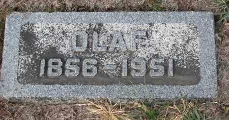 SATEREN, OLAF - Stanton County, Nebraska | OLAF SATEREN - Nebraska Gravestone Photos
