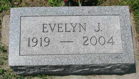 SCHELLPEPER, EVELYN J. - Stanton County, Nebraska | EVELYN J. SCHELLPEPER - Nebraska Gravestone Photos