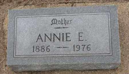 SCHNEIDER, ANNIE E. - Stanton County, Nebraska | ANNIE E. SCHNEIDER - Nebraska Gravestone Photos