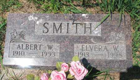SMITH, ELVERA W. - Stanton County, Nebraska | ELVERA W. SMITH - Nebraska Gravestone Photos