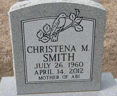 SMITH, CHRISTENA M. - Stanton County, Nebraska | CHRISTENA M. SMITH - Nebraska Gravestone Photos