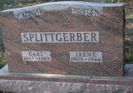 SPLITTGERBER, CARL - Stanton County, Nebraska | CARL SPLITTGERBER - Nebraska Gravestone Photos