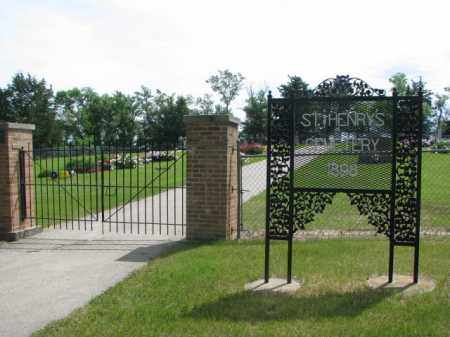 **ST. HENRY'S, NOTES, GPS - Stanton County, Nebraska | NOTES, GPS **ST. HENRY'S - Nebraska Gravestone Photos