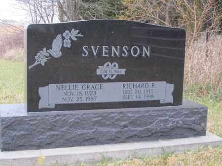 SVENSON, RICHARD R - Stanton County, Nebraska   RICHARD R SVENSON - Nebraska Gravestone Photos